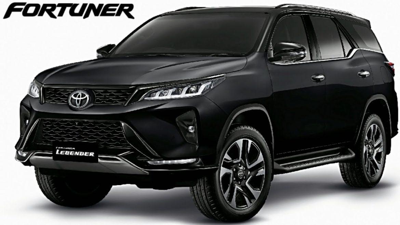 Kelebihan yang Dimiliki Toyota Fortuner 2021